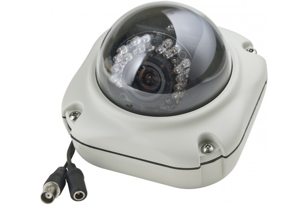 CAMERA DOME ANTI VANDAL JOUR/NUIT 10M 3 AXES CAPT SONY