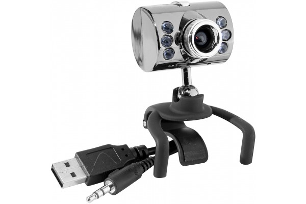WEBCAM PC HI. RES. 350K+MICRO