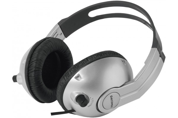 DACOMEX • CASQUE STEREO LUXE +  REGLAGE SON<br>Réf : 059160