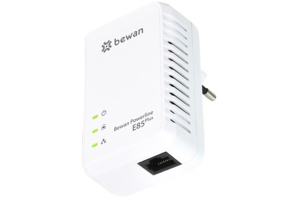 KIT CPL 2 BOITIERS ETHERNET 85MBPS