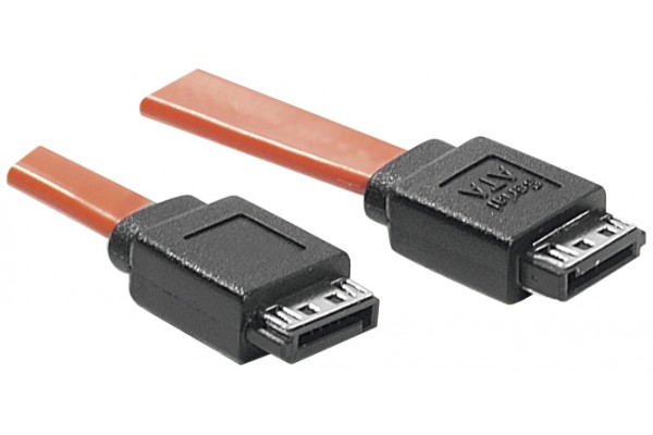 CABLE SATA BLINDE 1M