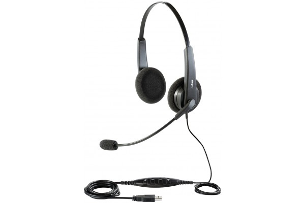 JABRA BIZ 620 USB BINORAL MS OFFICE COM