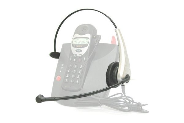 DACOMEX CASQUE TELEPHONE JACK<br>Réf : 290009