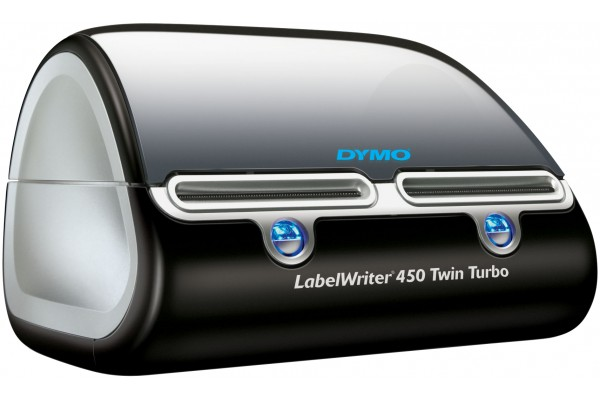IMPRIMANTE DYMO LABELWRITER 450 TWIN TURBO