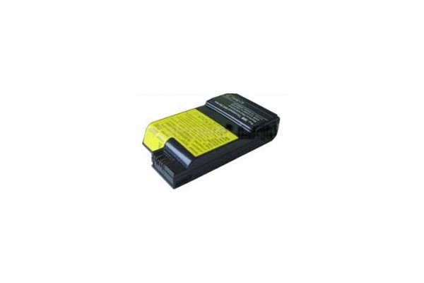 BAT PORT. IBM THINKPAD 600 SERIES LI-ION 10.8V 3600MAH<br>Réf : 410004
