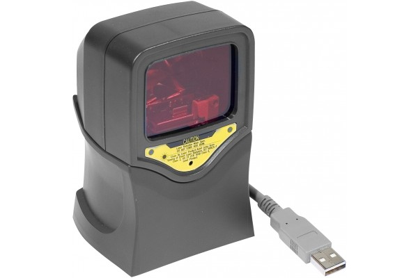 SCANNER DE TABLE OMNIDIRECTIONNEL USB NOIR
