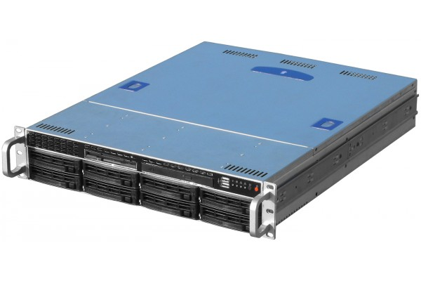 SERVEUR 2U LOW PROFILE 8 RACK SATA/SAS