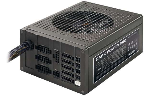ALIM Be Quiet! DARK POWER P8 750W