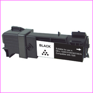 Toner compatible cartridge  DELL-2135 - Noir - Haut Taux de Couverture