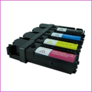 Toner cartridge XEROX-6130 - puce - Cyan