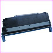 Toner cartridge compatible HEWLETT PACKARD-C9731A - Cyan
