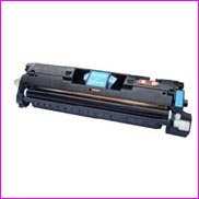 Toners cartridge HEWLETT PACKARD-C9701A - Cyan