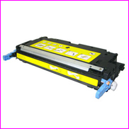 Toner cartridges HEWLETT PACKARD-Q7562A - Jaune