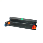 Toner compatible OKI-C3100 - Drum Unit - Cyan